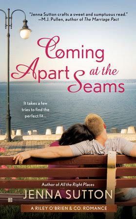 Pre-Release Blitz!! COMING APART AT THE SEAMS by Jenna Sutton