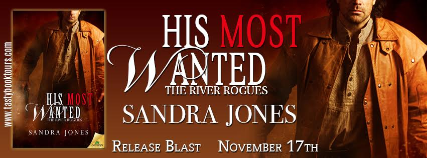 Release Blast!! HIS MOST WANTED by Sandra Jones