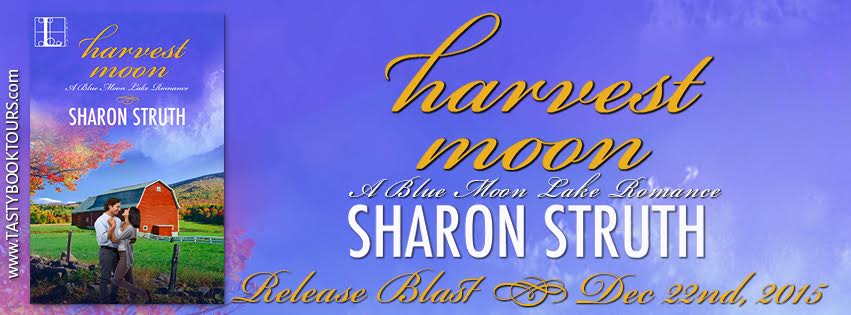Release Blast for HARVEST MOON by Sharon Struth