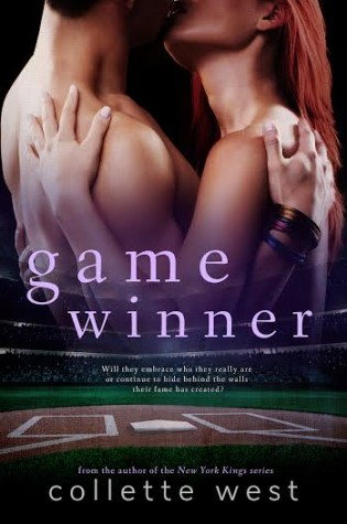 Blog Tour!! Game Winner by Collette West