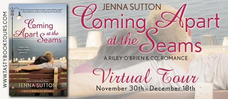 Book Tour! COMING APART AT THE SEAMS by Jenna Sutton