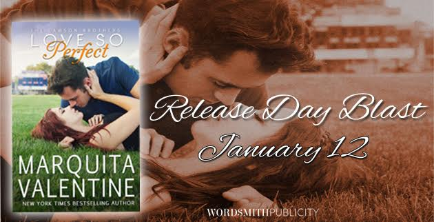 RELEASE DAY BLAST!  LOVE SO PERFECT by Marquita Valentine