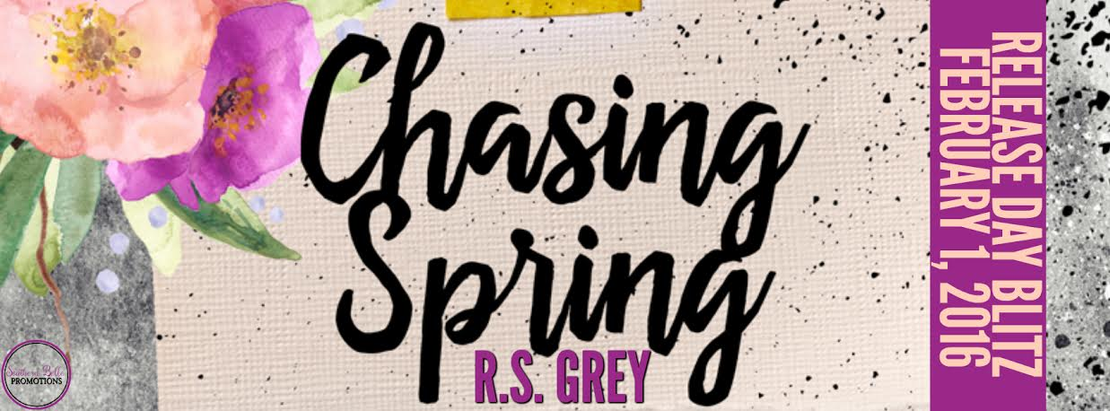Release Day Blitz! Chasing Spring by R.S. Grey