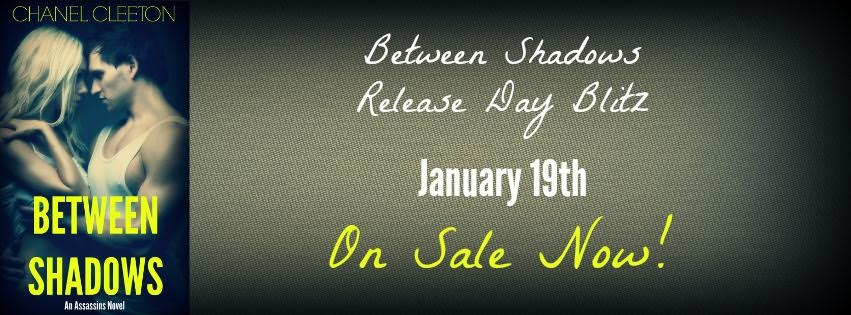 Between Shadows by Chanel Cleeton Release Day Blitz