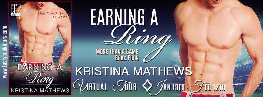 Virtual Book Tour & Giveaway! EARNING A RING by Kristina Mathews