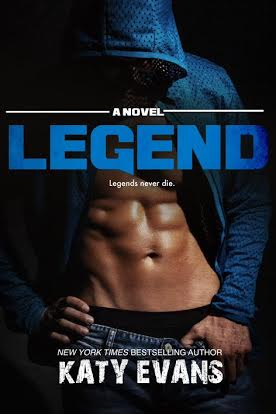 Legend by Katy Evans ~ Review