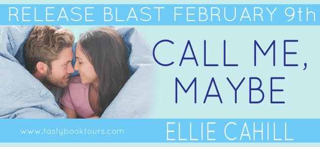 Release Blast!! CALL ME, MAYBE by Ellie Cahill