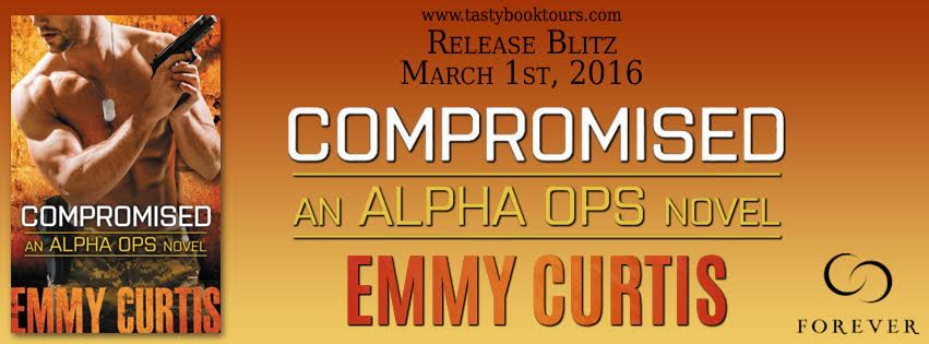 Release Blitz! COMPROMISED by Emmy Curtis