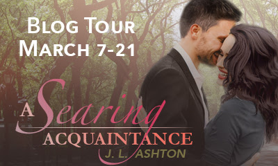 A Searing Acquaintance by J. L. Ashton BLOG TOUR!