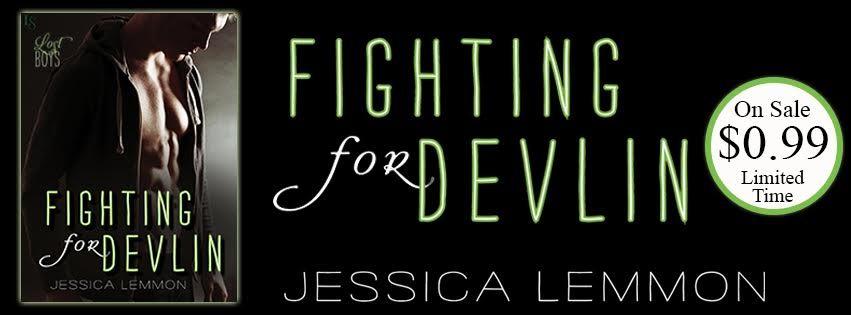 FIGHTING DEVLIN by Jessica Lemmon