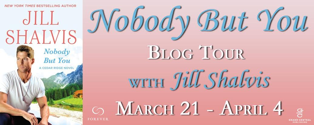 Nobody But You by Jill Shalvis! Review & GIVEAWAY!