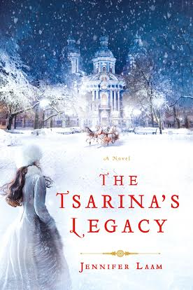 BOOK SPOTLIGHT! The Secret Daughter of the Tsar by JENNIFER LAAM