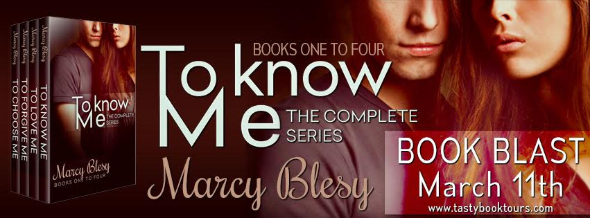 Book Blast & Giveaway! TO KNOW ME by Marcy Blesy
