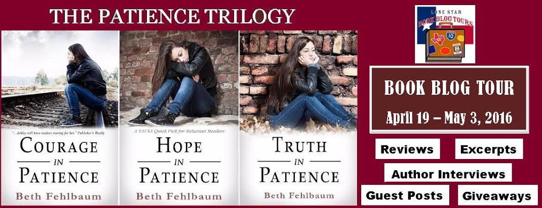 The Patience Trilogy by Beth Fehlbaum