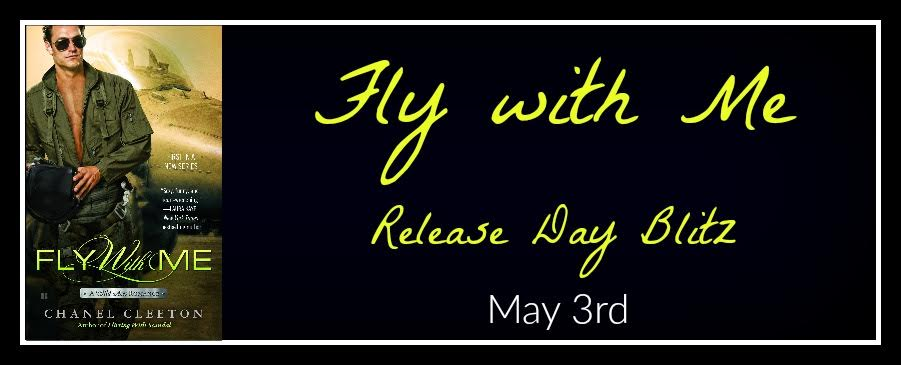 FLY WITH ME by Chanel Cleeton! RELEASE DAY!