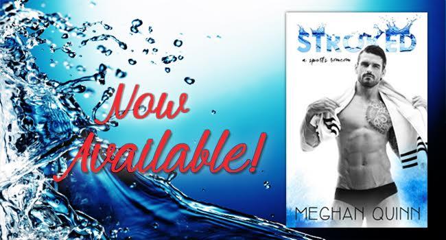 Release Day! Stroked by Meghan Quinn
