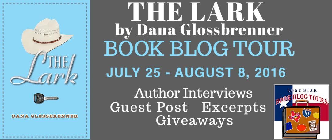 THE LARK by Dana Glossbrenner