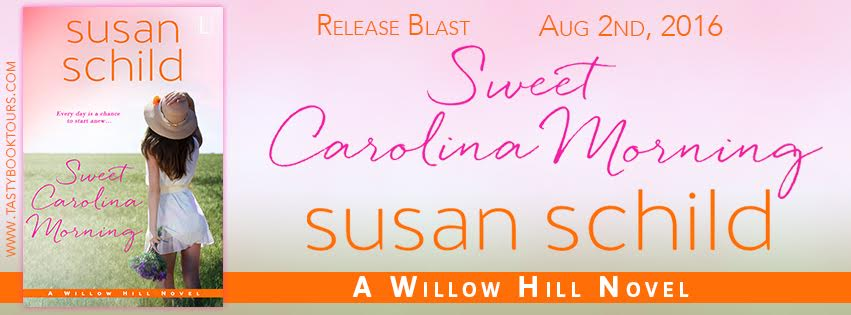 Release Blast! SWEET CAROLINA MORNING by Susan Schild